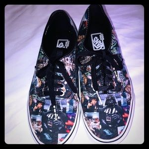 Vans May the Force Be With You Star Wars Sneakers